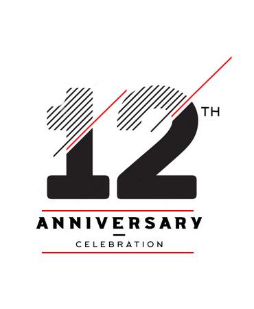 12 Anniversary