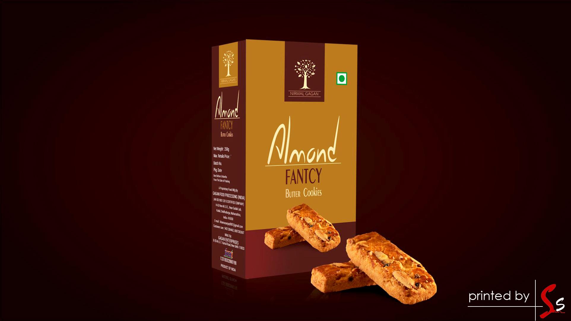 Nirmal Gagan Almond Box