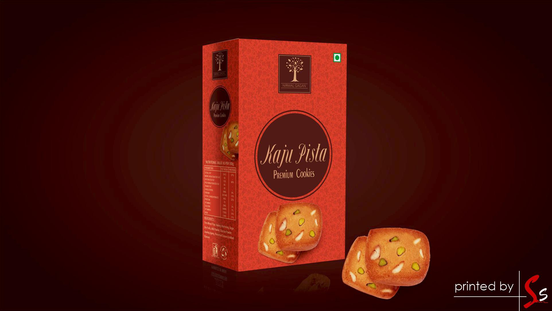 Nirmal Gagan Cashew Box