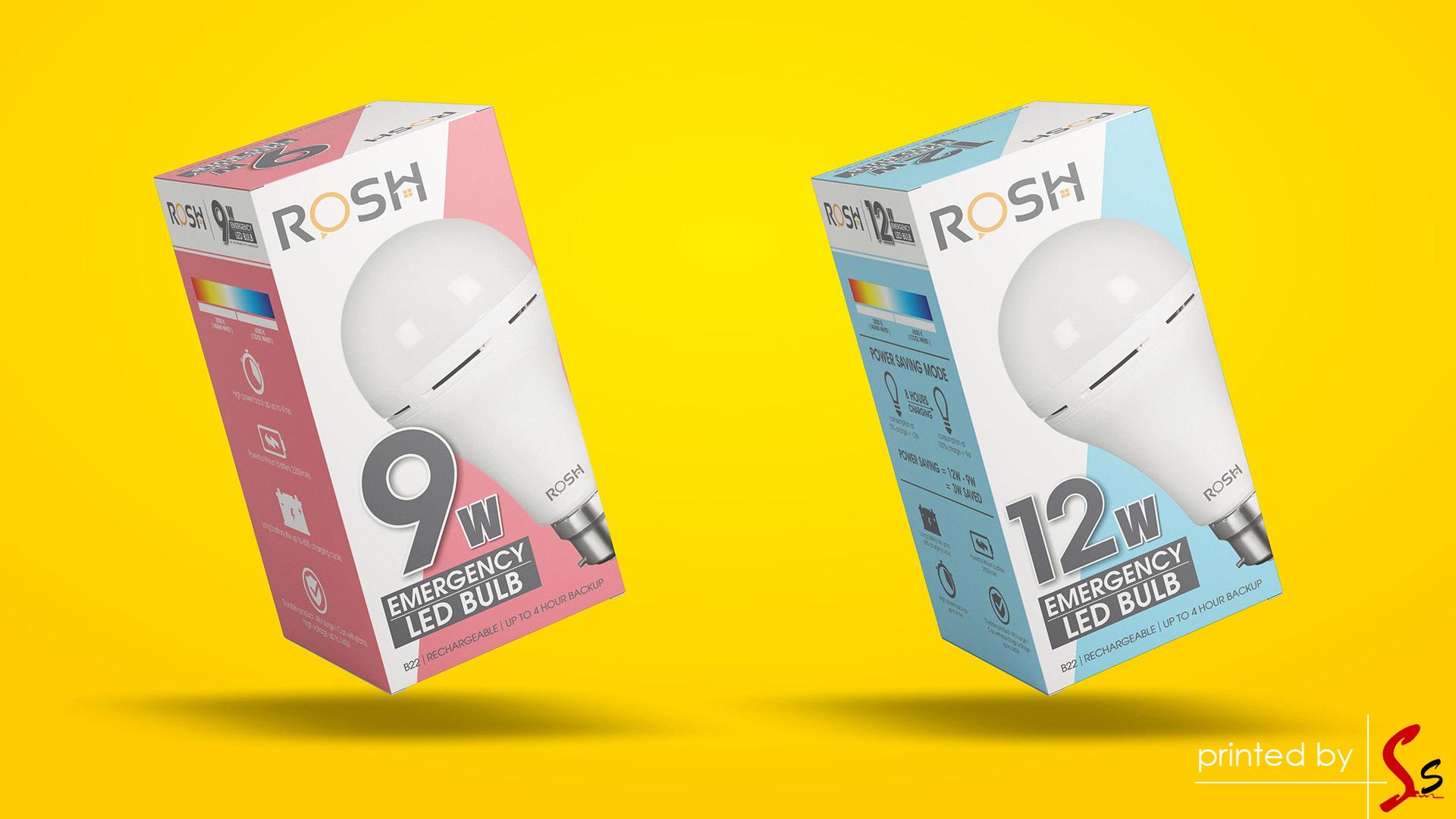 Rosh Led Box