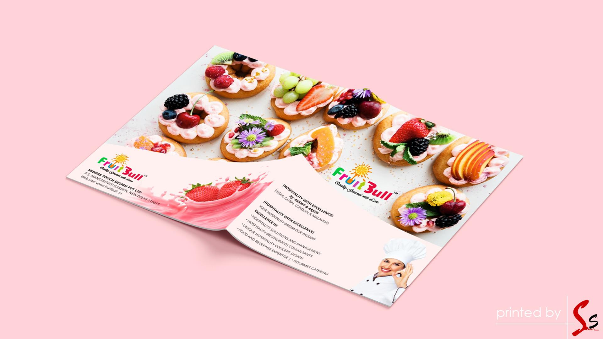Fruit Bull Brochure