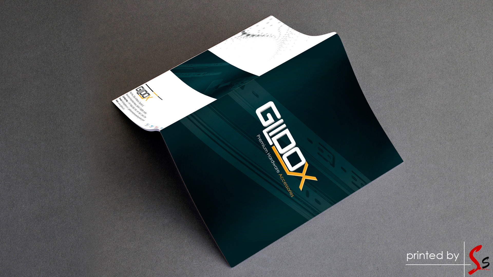 Glidox Brochure