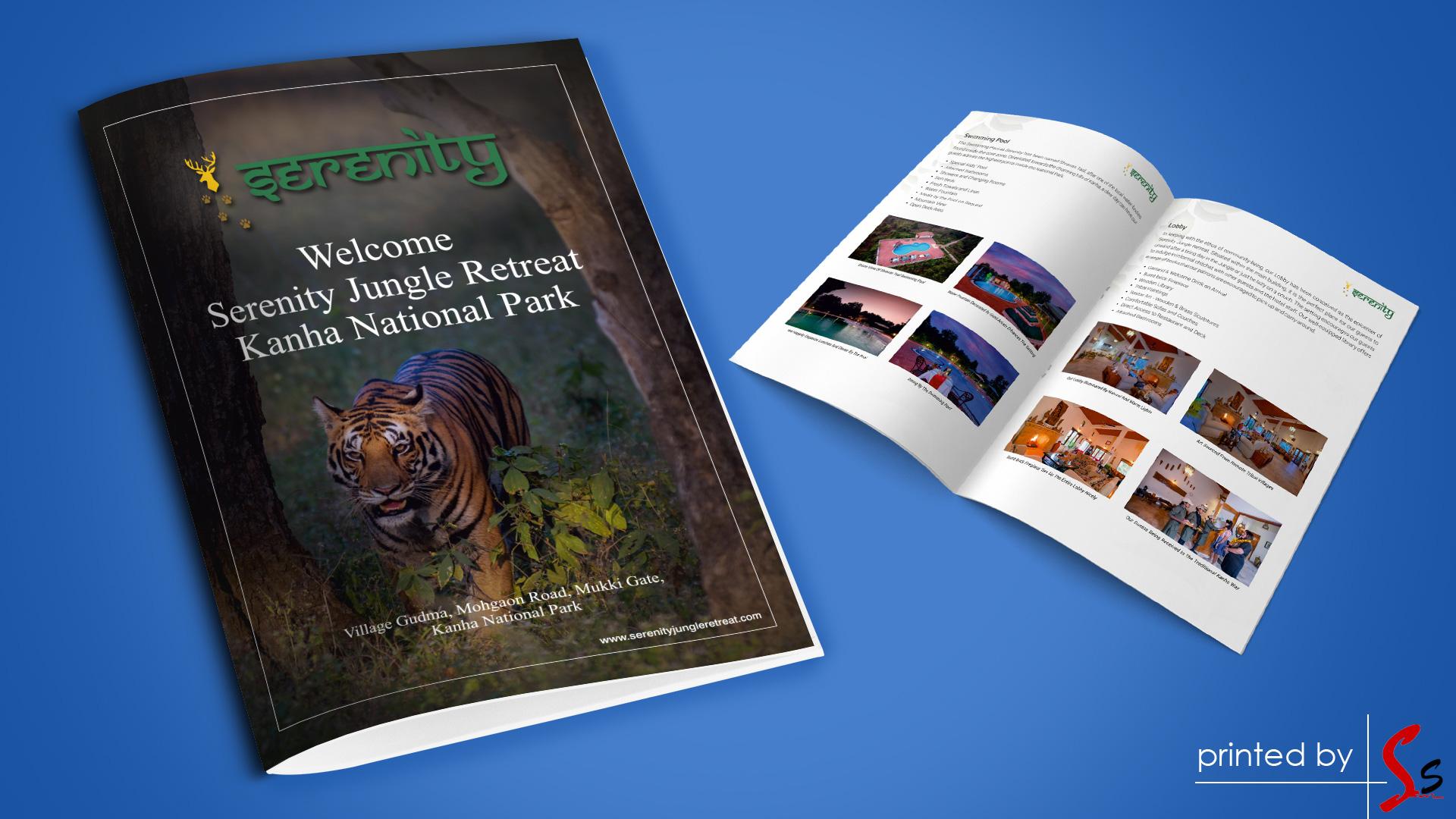 Serenicty Brochure