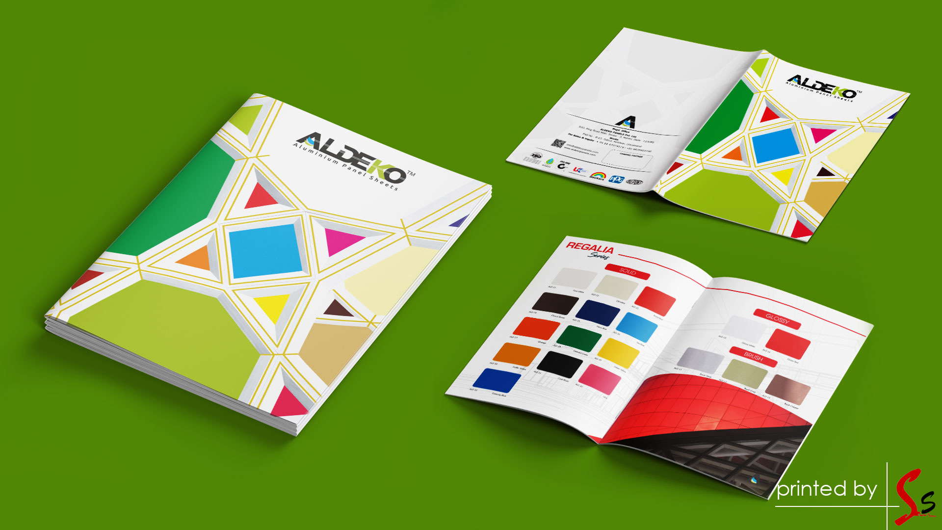 Aldeko Catalogue