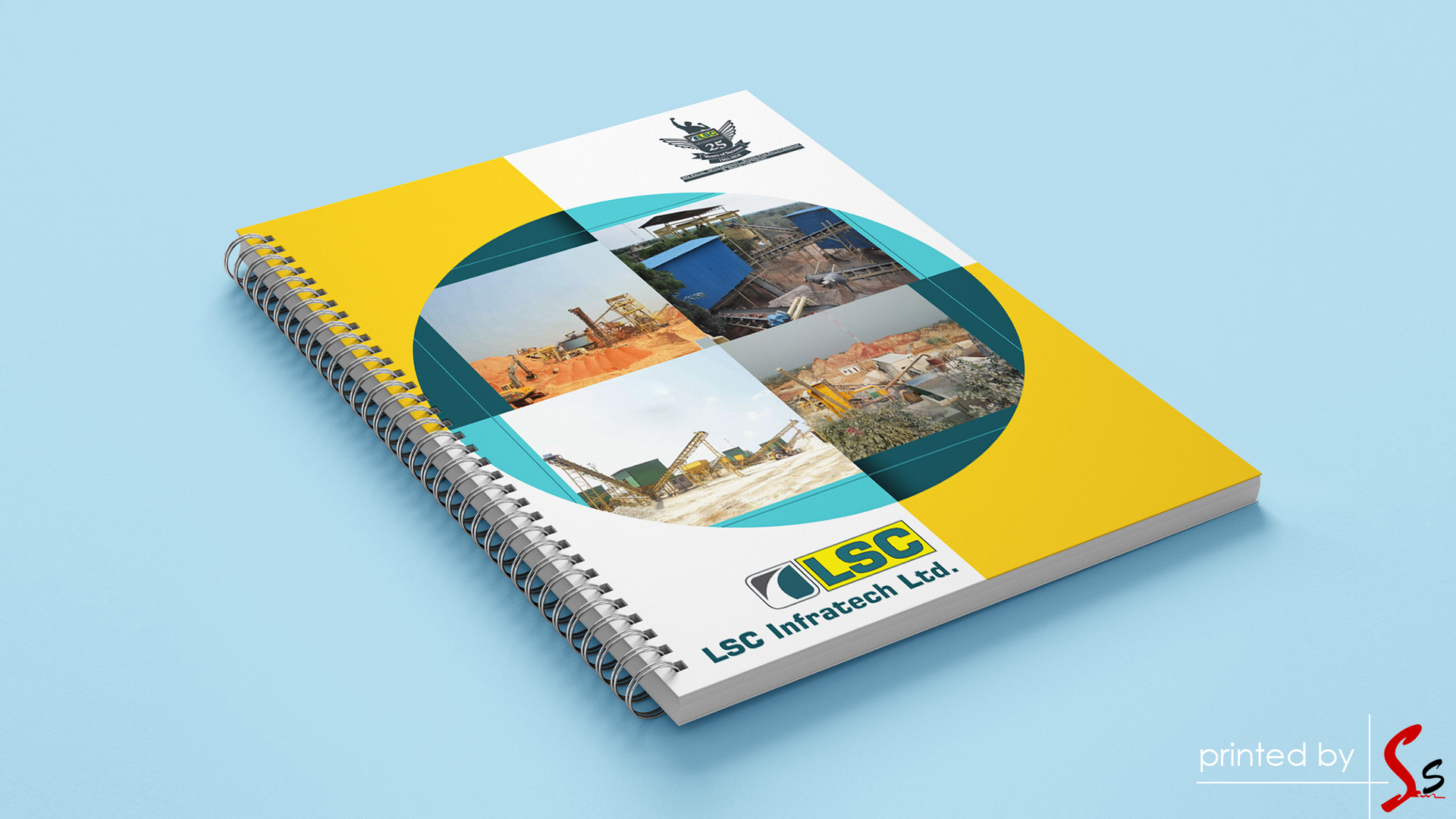 LSC-Infratech Notebook Printing