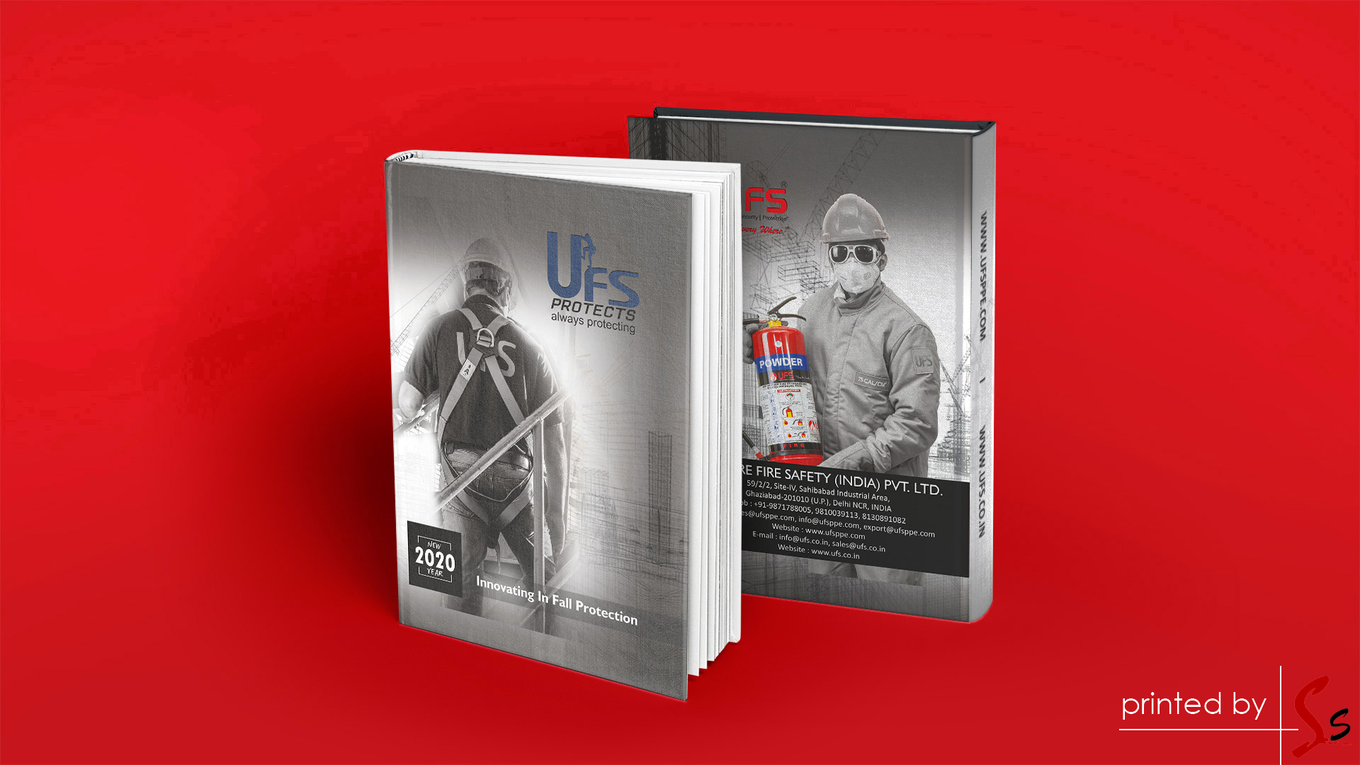 UFSProtects Diary Printing