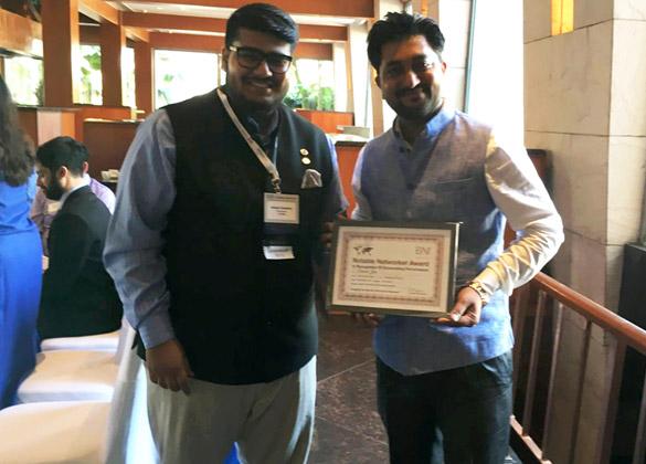 Business Network International Award distribution