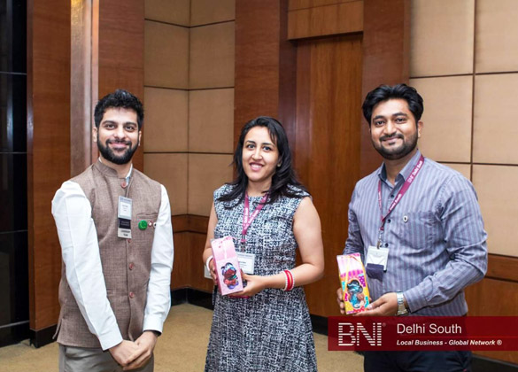 Business Network International Award distribution