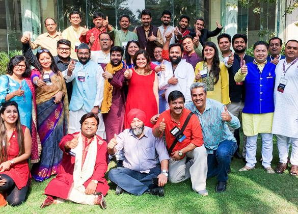 BNI Local Business Global Network South Delhi Activity