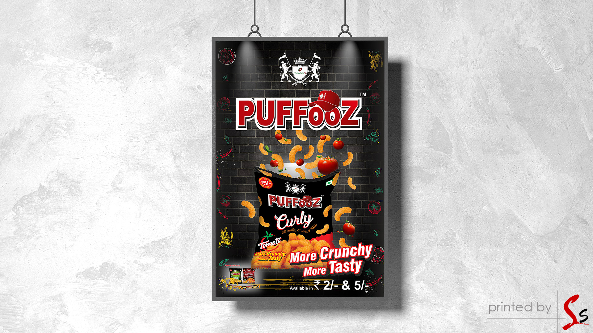 Puff Z Poster