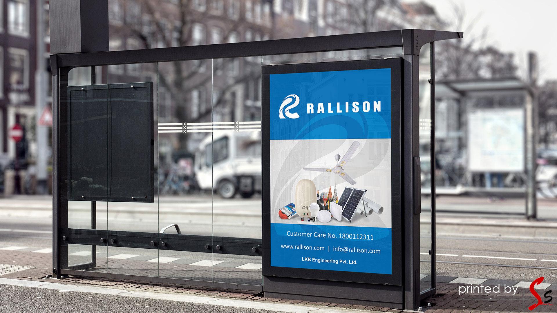 Rallison Poster