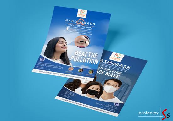 pamphlet leaflet flyer Printing